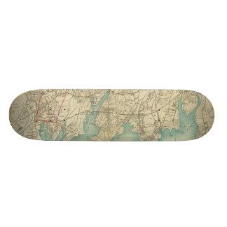 North New York City 7 Skateboard