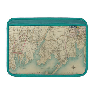 North New York City 7 Sleeve For MacBook Air