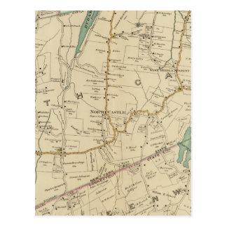 North New York City Postcard