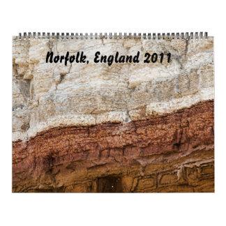 North Norfolk, England Calendar