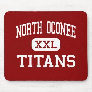 North Oconee - Titans - High - Bogart Georgia Mouse Pad