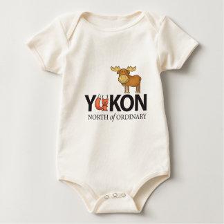 North of Ordinary Foxy Moose Designs Baby Creeper