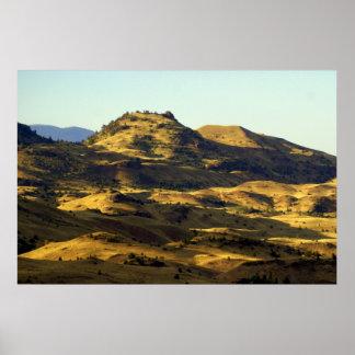 North of Yellowstone Print