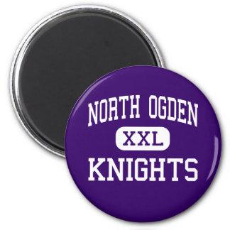 North Ogden - Knights - Junior - Ogden Utah Magnet