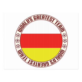 North Ossetia Greatest Team.pdf Postcard