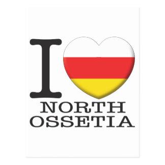 North Ossetia Postcard