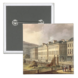 North Parade, from 'Bath Illustrated by a Series o Button