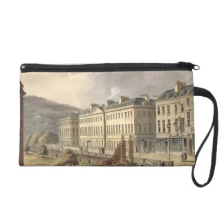 North Parade, from 'Bath Illustrated by a Series o Wristlet Purse