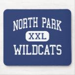 North Park - Wildcats - High - Walden Colorado Mouse Pad