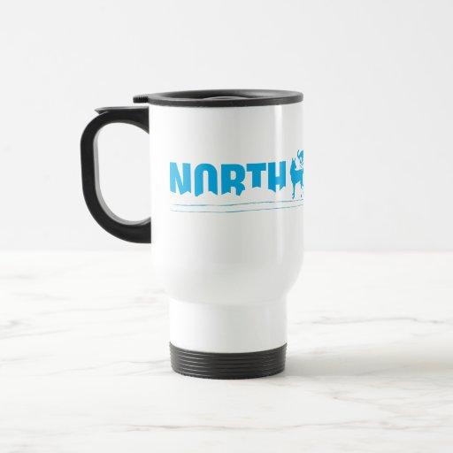 North Paws Hot Cuppa! Coffee Mugs