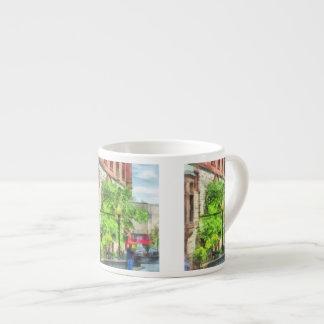 North Pearl Street, Albany, NY Espresso Cup
