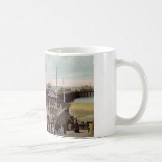 NORTH PIER BLACKPOOL 1906 COFFEE MUG