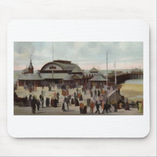 NORTH PIER BLACKPOOL 1906 MOUSE PAD