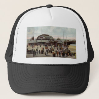 NORTH PIER BLACKPOOL 1906 TRUCKER HAT