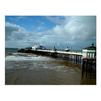 North Pier, Blackpool Post Card