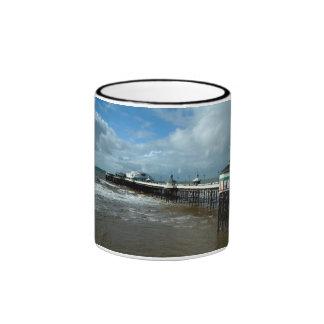 North Pier Coffee Mugs