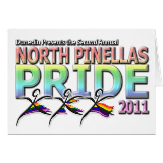 North Pinellas Pride Card
