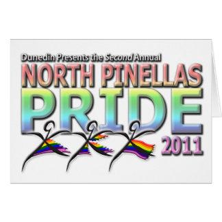North Pinellas Pride Greeting Card