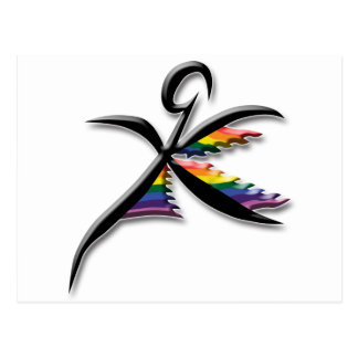 North Pinellas Pride Logo Product Postcard