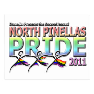 North Pinellas Pride Postcard