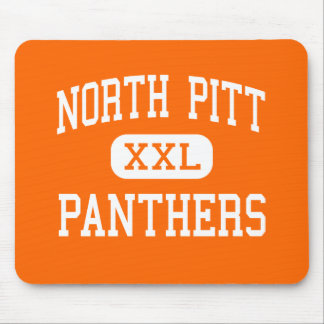 North Pitt - Panthers - High - Bethel Mouse Pads