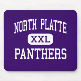 North Platte - Panthers - High - Dearborn Missouri Mouse Pad