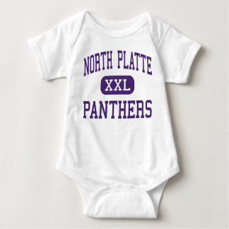 North Platte - Panthers - High - Dearborn Missouri T-shirt