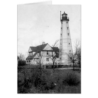 North Point Lighthouse Card