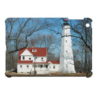North Point Lighthouse iPad Mini Case
