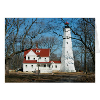 North Point Lighthouse Milw WI Card