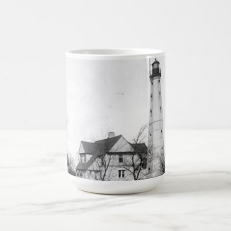 North Point Lighthouse Mugs