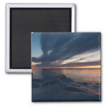 North Point Sunrise Milwaukee, Wisconsin Magnets