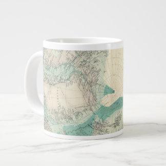 North Polar regions 2 Large Coffee Mug