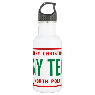 North Pole 2013 Water Bottle