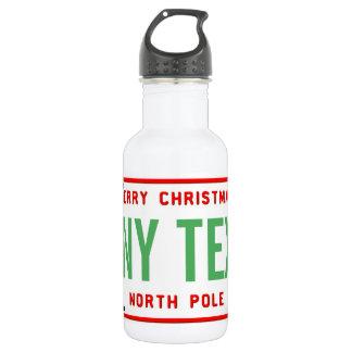 North Pole 2014 18oz Water Bottle