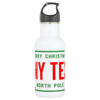 North Pole 2014 Stainless Steel Water Bottle