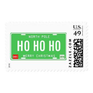 North Pole 2016 Postage