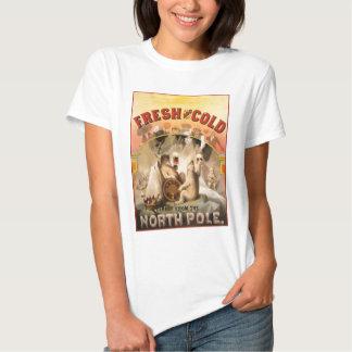 North Pole Beer Tee Shirt