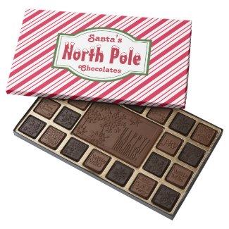 North Pole Box of Chocolates