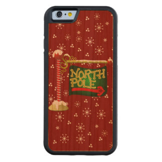 North Pole Carved® Cherry iPhone 6 Bumper Case
