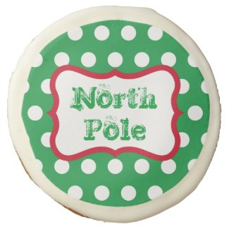 North Pole Cookies