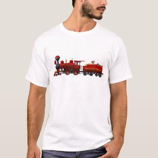 north pole express christmas train shirt