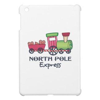 North Pole Express iPad Mini Cover