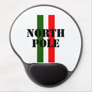 North Pole Gel Mousepad