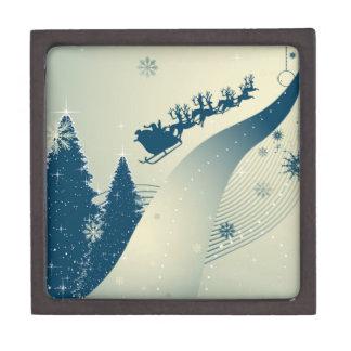 North Pole Highway Gift Box