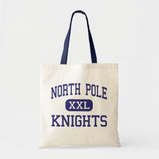 North Pole Knights Middle North Pole Alaska Bags