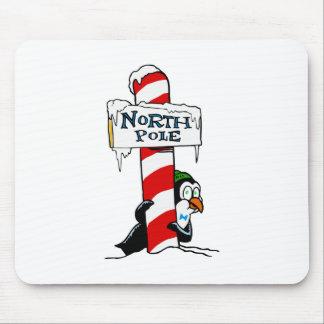 North Pole Mousepads
