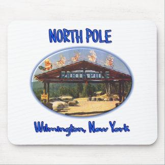 North Pole Mousepad