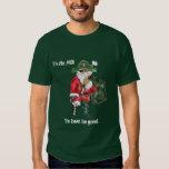 North Pole Pirate - Cptn. Crusty Kringle T-Shirt