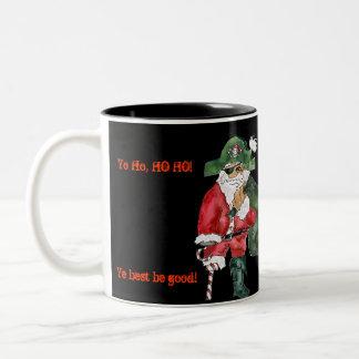 North Pole Pirate Mug - Cptn. Crusty Kringle